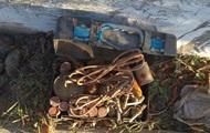 Схрон боєприпасів виявили в Донецькій області