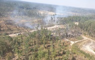 Загоряння на складах біля Калинівки локалізовано