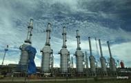 Ціна імпортного газу за місяць впала на 5%