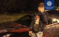У Борисполі хлопець з пістолетом і без прав влаштував гонки з патрульними