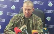 Аброськин уволился из Нацполиции