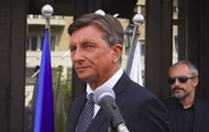 Президента Словении призывают уйти в отставку из-за Украины