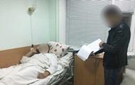 У Черкасах поліцейські побили чоловіка на кладовищі