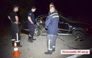 Под Николаевом в тройном ДТП погибли два человека