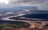 В Африке утонуло судно: пропали более 30 человек
