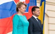 Зеленский и президент Словакии обсудили транзит газа