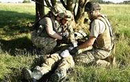 В зоне ООС погиб боец, еще два получили ранения