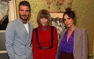 Виктория Бекхэм блеснула на Неделе моды в Лондоне