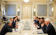 Зеленский встретился с вице-президентом ЕБРР