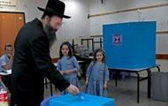 На парламентских выборах в Израиле лидируют две партии