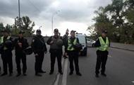 Полиция Киева заявила об угрозе теракта на мосту