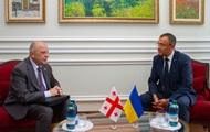 Новый посол Грузии начал работу в Украине