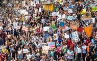 По всему миру проходит глобальная климатическая забастовка