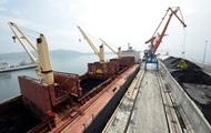 В Украину прибыло судно с углем из Колумбии