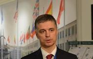 Пристайко рассказал о big deal по газу и Донбассу photo