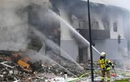 В австрийском супермаркете произошел взрыв