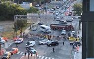 Протесты экоактивистов заблокировали движение в Вашингтоне