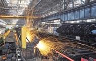 Падение промпроизводства в Украине ускорилось