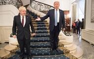 Трамп и Джонсон выступили за новую сделку с Ираном