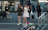 """В Киеве """"живая"""" куча мусора гонялась за людьми"""