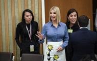 Иванка Трамп осрамилась в ООН из-за нижнего белья