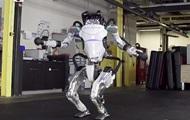 Робота научили выполнять акробатические трюки