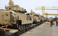 США разместит батальон армии на границе Литвы и Беларуси