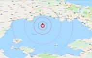 В Стамбуле произошло сильное землетрясение