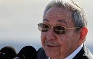 США ввели санкции против Рауля Кастро