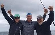 Рыбак поймал огромного тунца стоимостью 3 млн фунтов