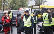 Жители Киева перекрыли проспект Науки