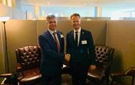 Дания разделяет позицию Украины по Nord Stream-2
