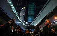 "Правительство Гонконга атаковали ""коктейлями Молотова"""