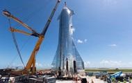Маск назвал сроки вывода на орбиту корабля Starship