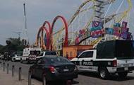 В Мехико на американских горках погибли два человека
