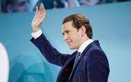 Зеленский поздравил Курца с победой на выборах