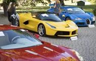 В Швейцарии продали 25 конфискованных авто за $27 млн