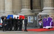 Жака Ширака похоронили в Париже