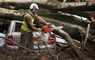 Ураган в Центральной Европе: обесточены тысячи домов, есть жертвы
