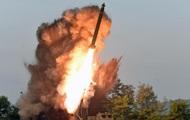 Северная Корея запустила неопознанные снаряды
