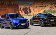 BMW розсекретила заряджені X5 і X6