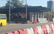 Строительство Шулявского моста приостановлено - СМИ