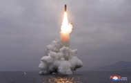 КНДР показала запуск баллистической ракеты с подводной лодки