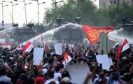 На протестах в Ираке погибли почти 50 человек