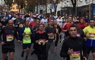 Глава Представительства ЕС принял участие в Киевском марафоне