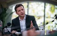 Зеленський: Порошенко підштовхує людей до Майдану