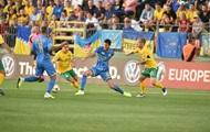 Украина - Люксембург 1:0 видео гола и обзор матча отбора на Евро-2020