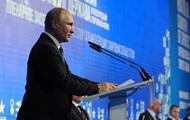 Путін: Зеленський не може здійснити розведення сил