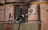В Киеве ночью горела пятиэтажка, есть жертва