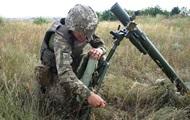 На Донбассе восемь обстрелов за сутки